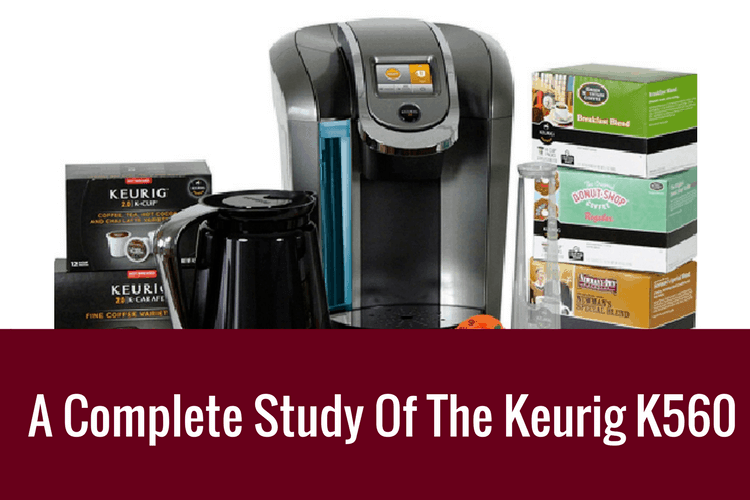 keurig k560 review