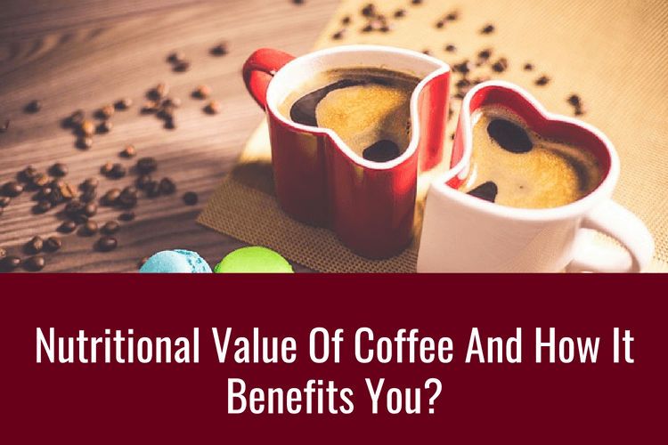 nutritional value of coffee